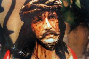 Bolivie: Le Christ de Cochabamba un miracle qui laisse la science perplexe Weeping2267-300x201